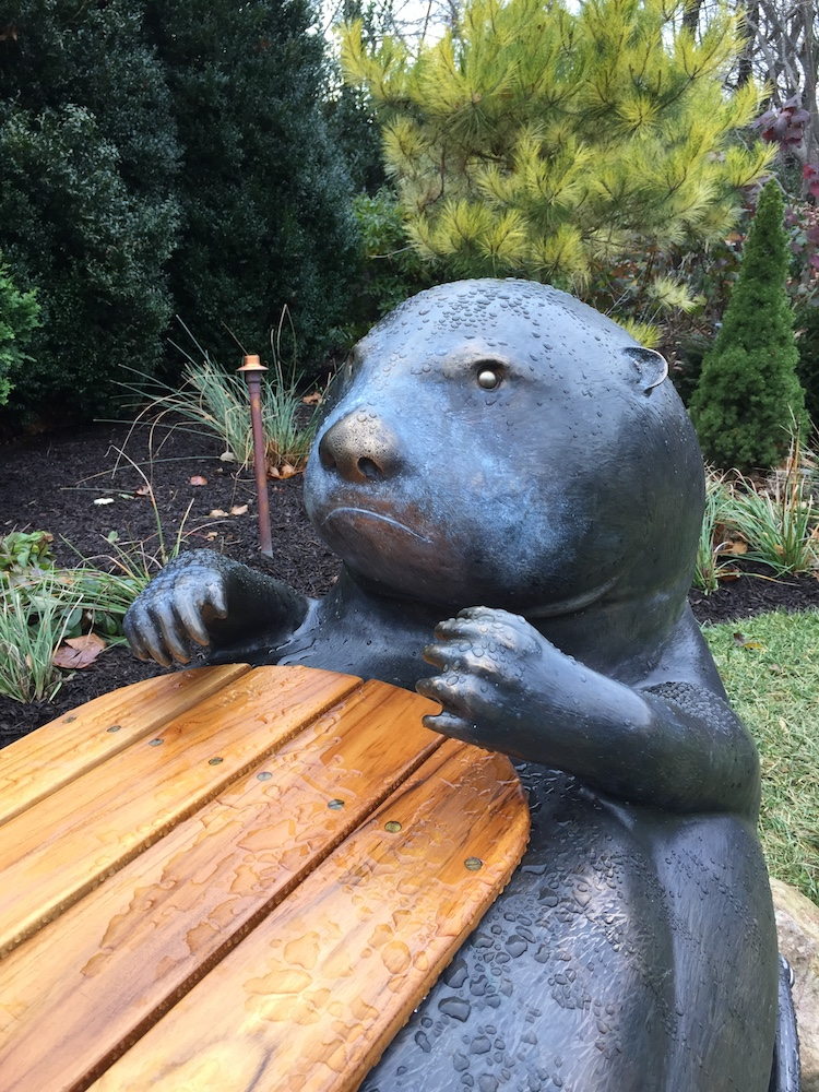 Copy Of (14)Otter Bench Detail