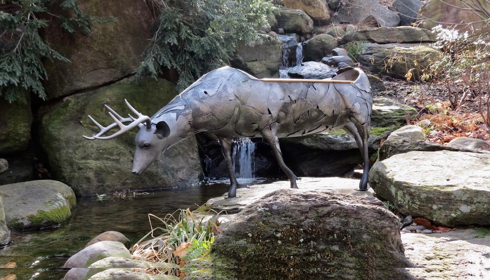 Copy Of (1)Deer Bench