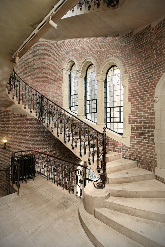 Copy Of (4)Yale Art Galleries Main Staircase